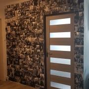 Ściana wspomnień Pani Halinki